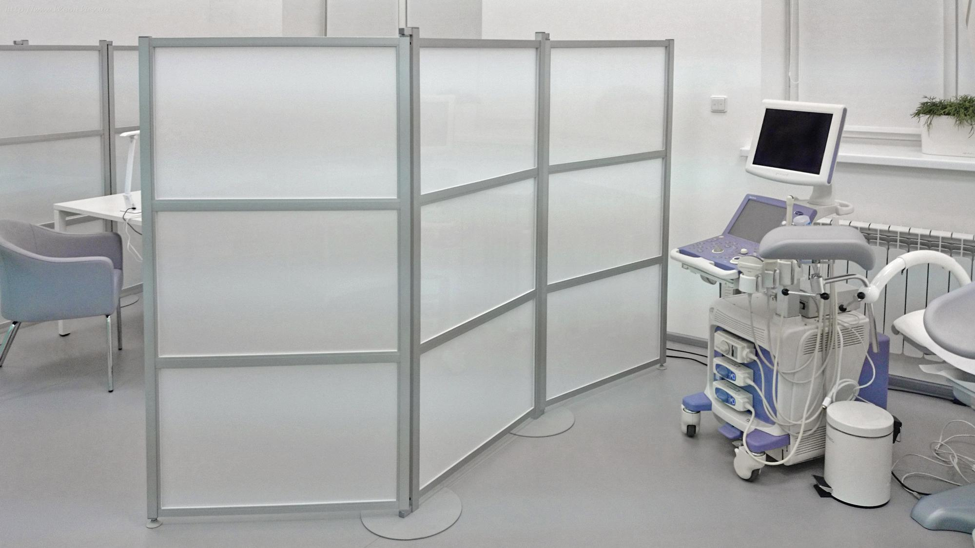 Ширма своими руками в медицинский кабинет